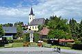 Stelzhamer monument, Henndorf 01.jpg
