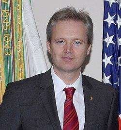 Forsvarsminister Sten Tolgfors.