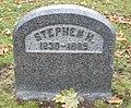 Stephen Henry Wendover tombstone.jpg