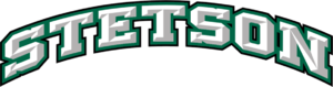 2015 Stetson Hatters football team - Image: Stetson Hatters wordmark