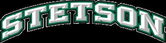 Stetson Hatters football - Image: Stetson Hatters wordmark
