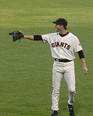 Steve Finley - Finley with the San Francisco Giants