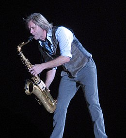 Steve Norman of Spandau Ballet, Liverpool, October 2009.jpg