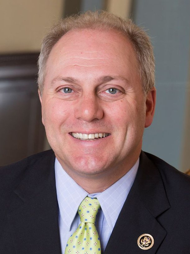 Steve Scalise official portrait (cropped)