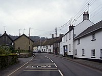 Sticklepath village - geograph.org.uk - 1092439.jpg