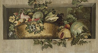 Still Life with Fruit and Flower Garlands (SK-A-4254-6)