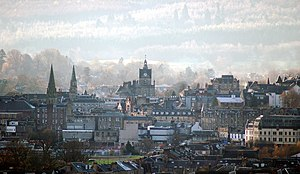 Stirling - Image: Stirling(Donald Mac Donald)Dec 2005