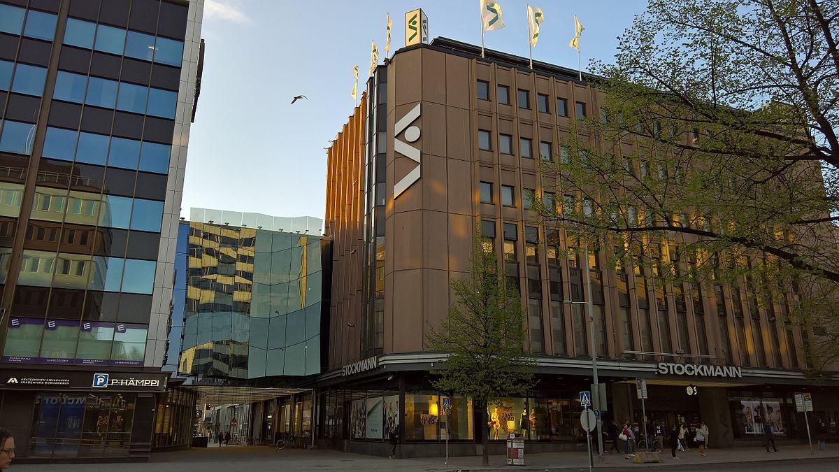 Stockmann Tampere Laukut : Stockmannin tampereen tavaratalo wikipedia