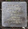 Stolperstein Berolinastr 15 (Mitte) Erwin Josef Naphtali.jpg