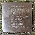 Stolperstein Issum Neustraße 2 Sigmund Moses.jpg
