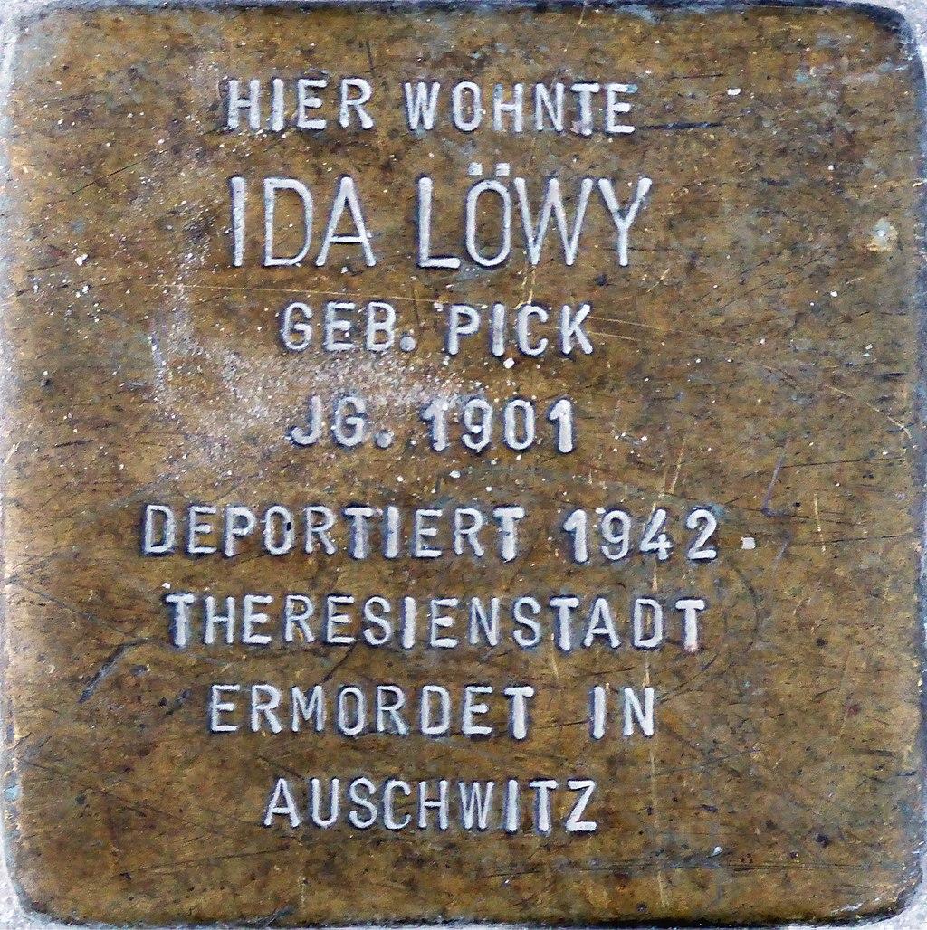 Löwy, Ida