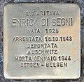 Stolperstein für Enrica di Segni (Rom).jpg
