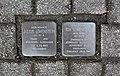Stolpersteine Göppingen, Poststraße 18.jpg