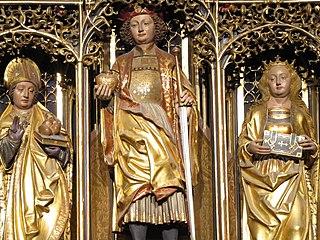 3 statues à Strasbourg
