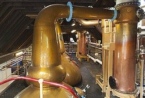 Strathisla distillery - Image: Strathisla Distillery pjt 2