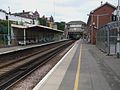Streatham Hill stn look east.JPG