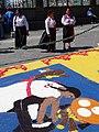 Street Design with Trio of Indigenous Women - Zocalo - Centro Historico - Puebla - Mexico (15538487022).jpg