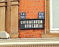 Street sign, Belfast - geograph.org.uk - 1205967.jpg