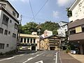 Street view in front of Hotel Nakamasu in Takeo, Saga.jpg