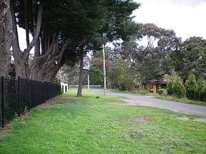 Templestowe, Victoria - Image: Streetview Templestowe