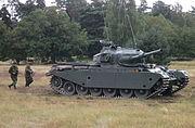 Stridsvagn 102 Revinge 2014