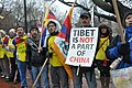 Students for a Free Tibet Protesters marched to Lafayette Park from the Chinese Embassy in D.C. 自由西藏學生運動抗議者於美國華府從中國大使館遊行至拉法葉公園.jpg
