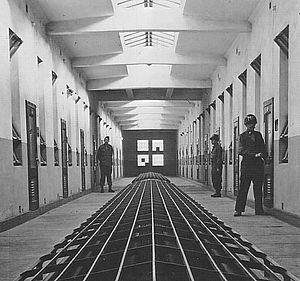 Ryōichi Sasakawa - Sugamo prison