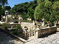 Sunken Pond, New Garden, Villa Bologna - 08-9-2014.jpg