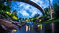 Sunrise Under The Bridge (123511397).jpeg