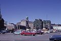Surface parking lot, Lower Jarvis and Front streets, Toronto circa 1975.jpg