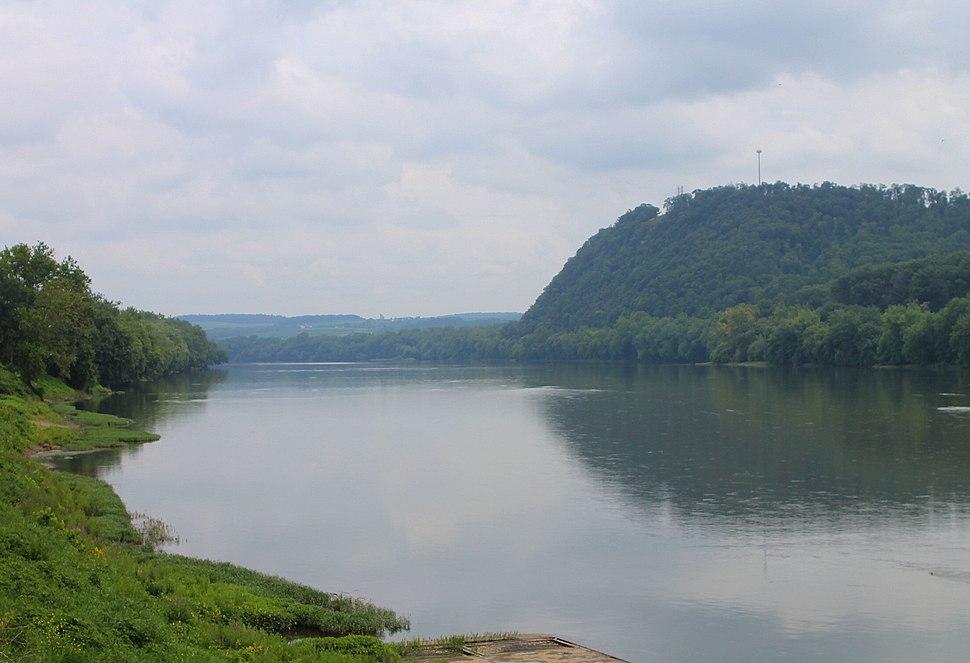 Susquehanna River in Danville