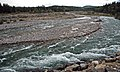 Swiftcurrent Creek & Boulder Creek (west of the northern end of Lower Saint Mary Lake, Glacier County, Montana, USA) (20042919506).jpg