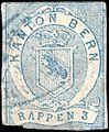 Switzerland Bern 1865 advertising revenue 3rp - 2.jpg