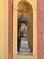 Szalejów Dolny. Barokowa kaplica i figura św. Anny (1731-1732).JPG