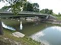 Szent Erzsébet Bridge over the Little Danube, N. - Esztergom, Hungary.jpg