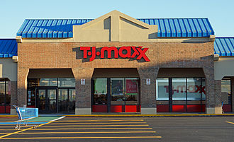 TJ Maxx - TJ Maxx, Peabody, Massachusetts
