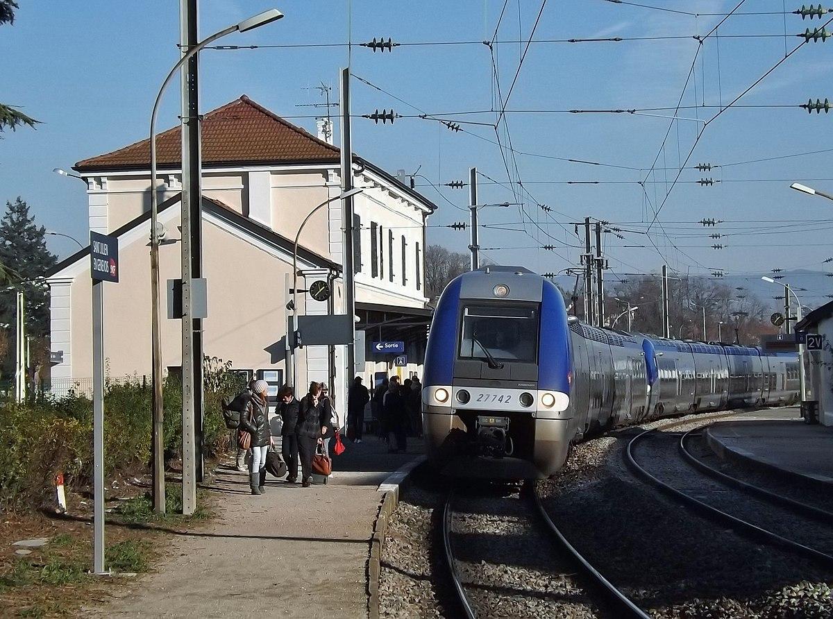 Gare de saint julien en genevois wikip dia - Garage st julien en genevois ...