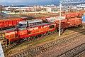 TME1 of Belarusian Railway in Minsk 6.jpg
