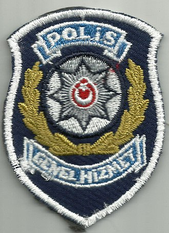 General Directorate of Security (Turkey) - Image: TURKEY Genel Hizmet
