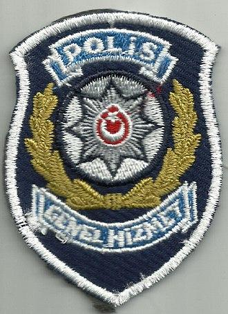 General Directorate of Security (Turkey) - Image: TURKEY Genel Hizmet