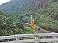 TW 台灣 Taiwan 新北市 New Taipei 瑞芳區 Ruifang District 洞頂路 Road 黃金瀑布 Golden Waterfall August 2019 SSG 25.jpg