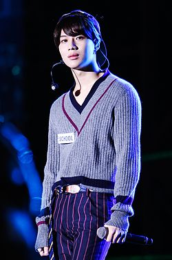 Taemin at K-POP Concert in October 2015 01.jpg