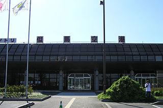 airport in Toyooka, Japan
