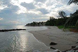 Tanjung Bungah - The beaches of Tanjung Bungah
