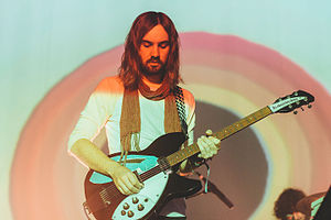 Kevin Parker (musician) - Image: Tame Impala 3687 (18659088669)