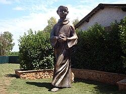 Szent Tarzíciusz szobra