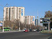 г. Ташкент, ул. Амира Темура