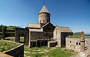 Tatev Monastery closeup
