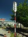 Tczew, muzeum Visly, modelová trať.JPG