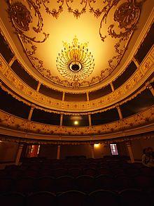 "Teatrul ""Mihai Eminescu"" Oravița - interior.jpg"